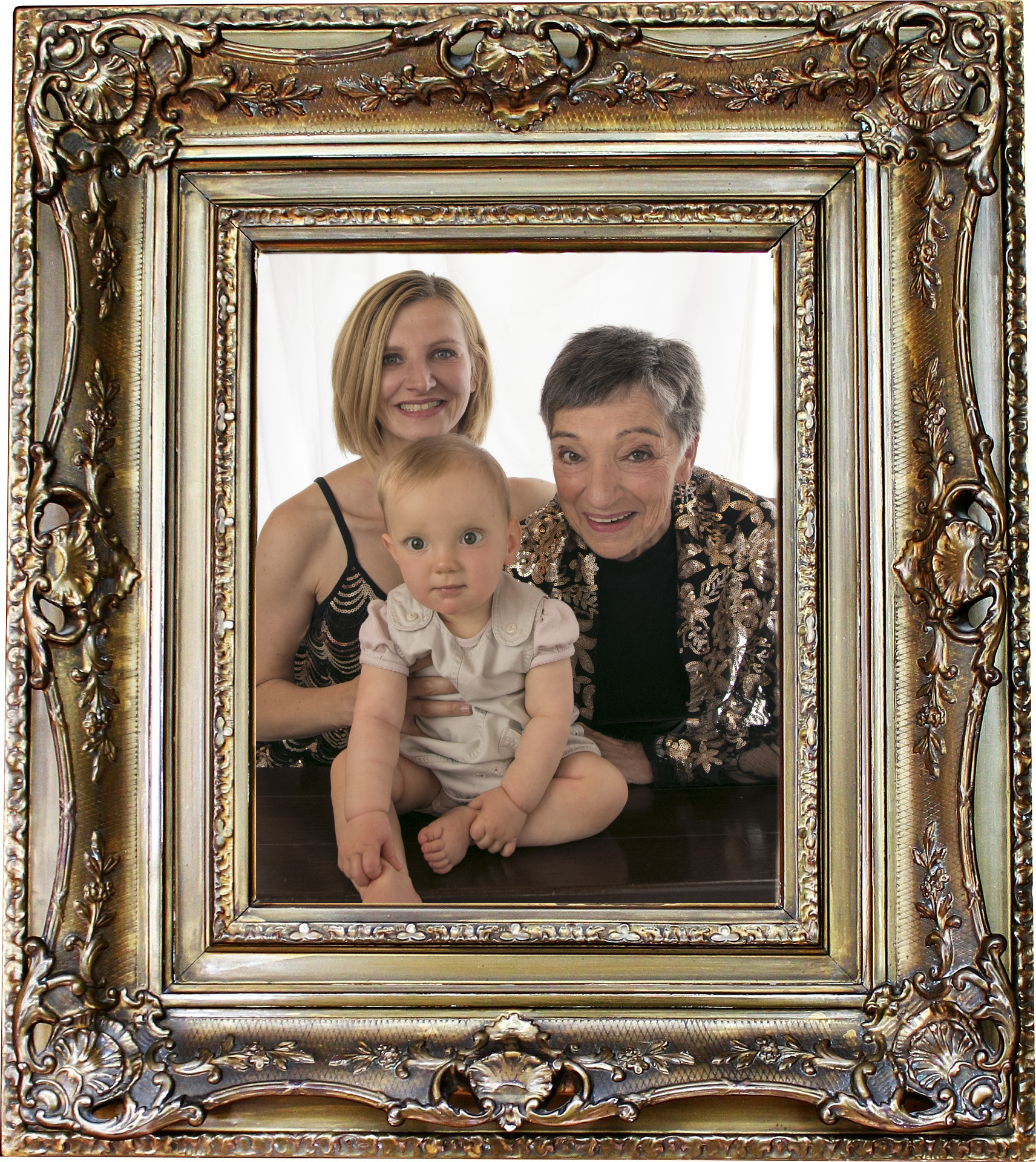 3 Generationenportraits